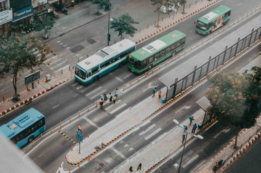 Transportation Makeover: HCMC To Create Priority Bus Lanes To Ease Congestion