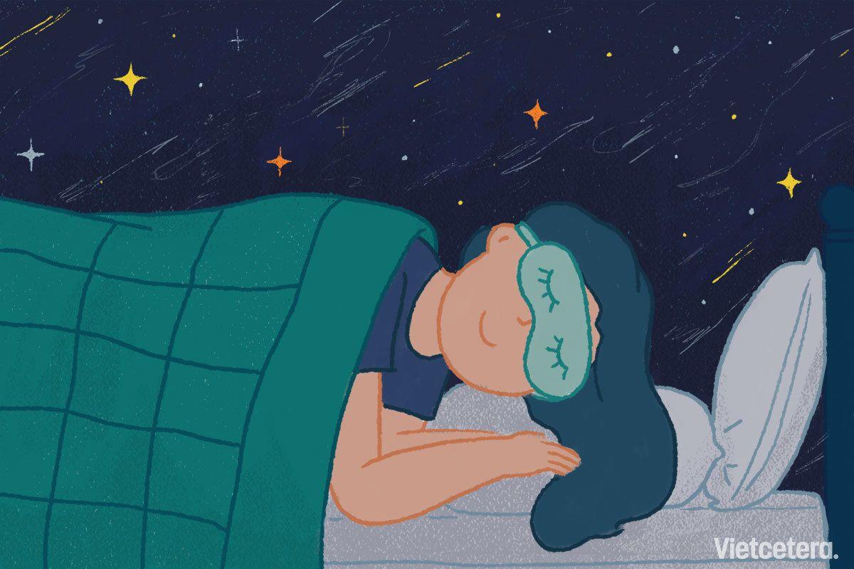 Bí quyết ru ngủ cơ thể và đầu óc