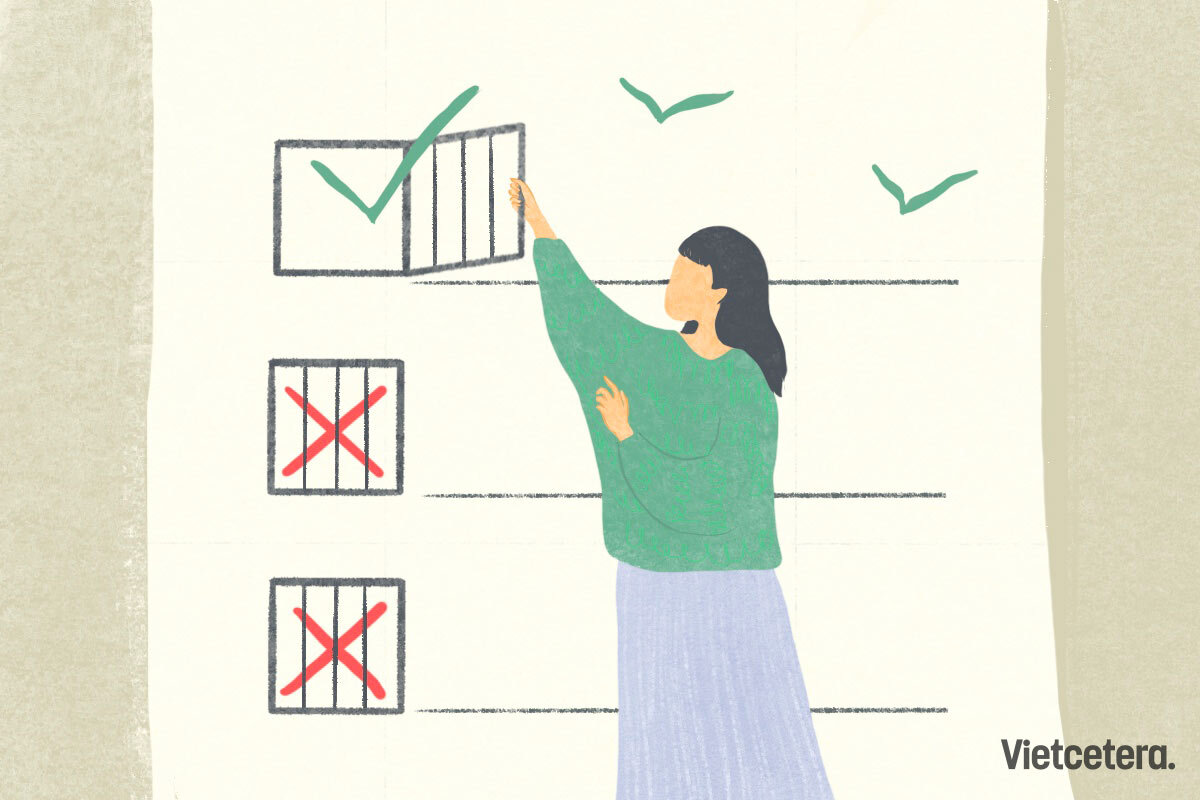 Tìm kiếm những thông tin ủng hộ quan điểm của mình