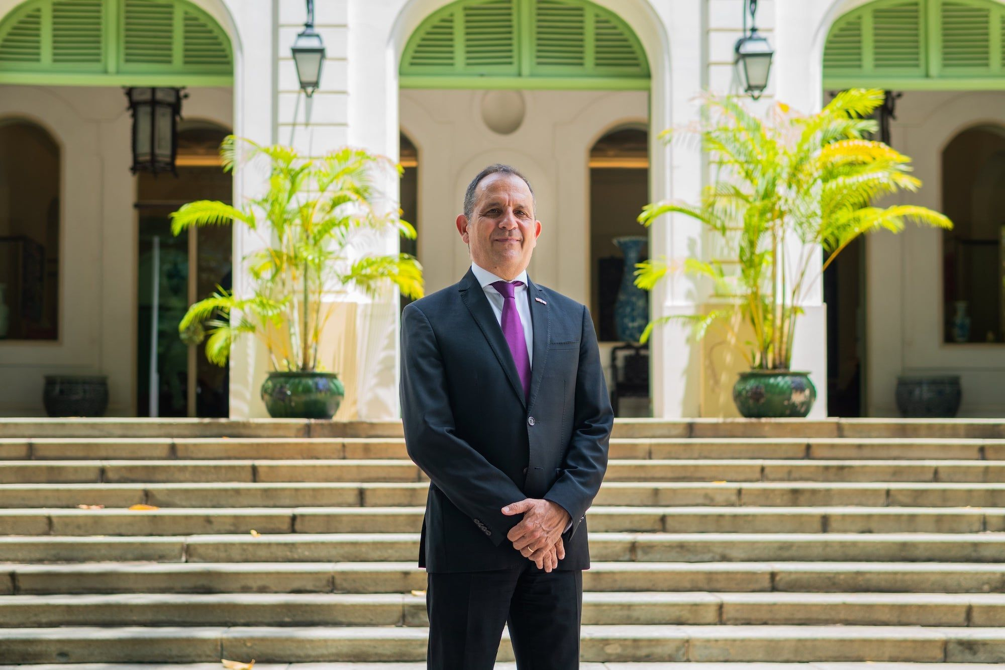 Behind The Scenes With Vincent Floreani, French Consul General In Ho Chi Minh City
