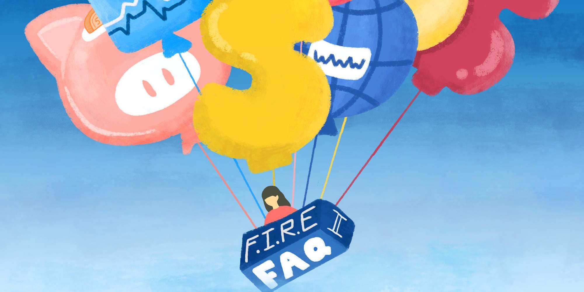 Giải đáp về trào lưu FIRE (phần 2): Độc lập tài chính có đồng nghĩa với giàu có?