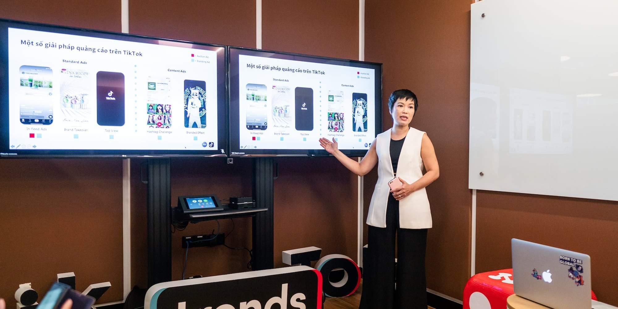 Giám đốc kinh doanh của TikTok Việt Nam chia sẻ về các giải pháp quảng cáo dành cho doanh nghiệp và cái nhìn về Câu chuyện thương hiệu