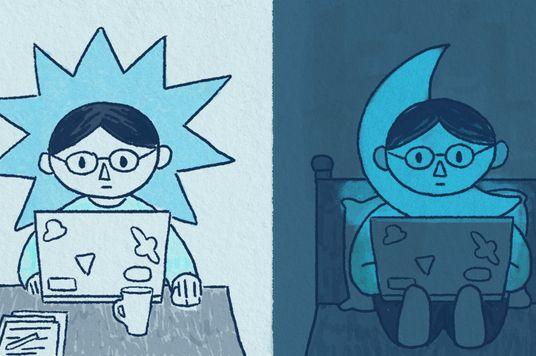 Work-from-home có tước đi của chúng ta thời gian biểu lành mạnh?