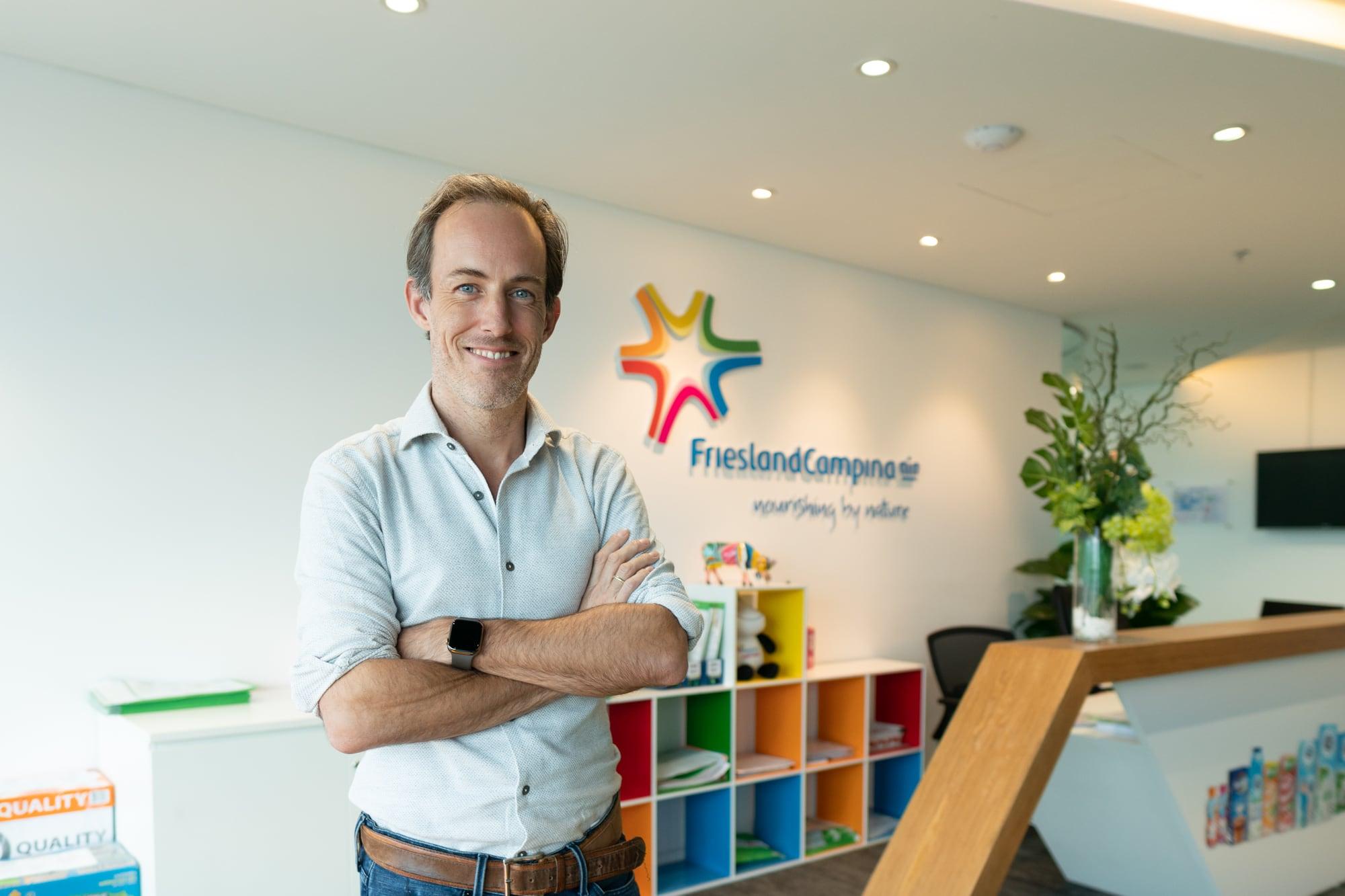 Voices From Sonatus: Berend van Wel, Giám đốc Điều hành tại FrieslandCampina Việt Nam
