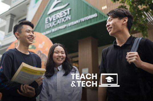 Everest Education: Vươn đến những ngọn núi chưa ai chinh phục trong ngành Giáo dục