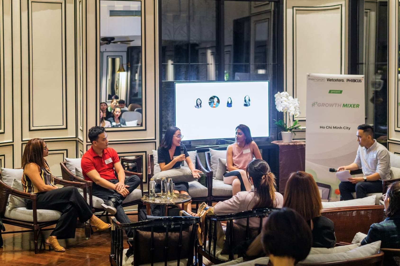 #GROWTH Mixer cùng MoEngage: Một thế giới Mobile-first đòi hỏi gì từ những chuyên gia Marketing?