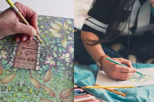 Tô tô vẽ vẽ – Liệu pháp nghệ thuật cho tinh thần