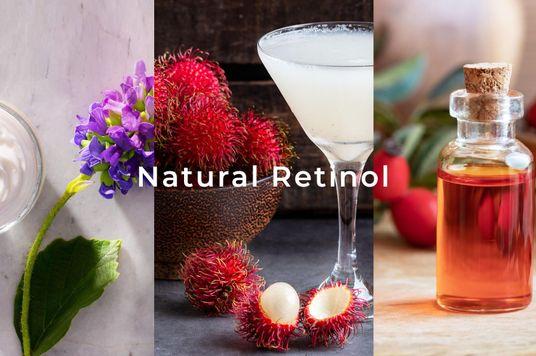 Tại sao da bạn lại cần đến Retinol thiên nhiên?