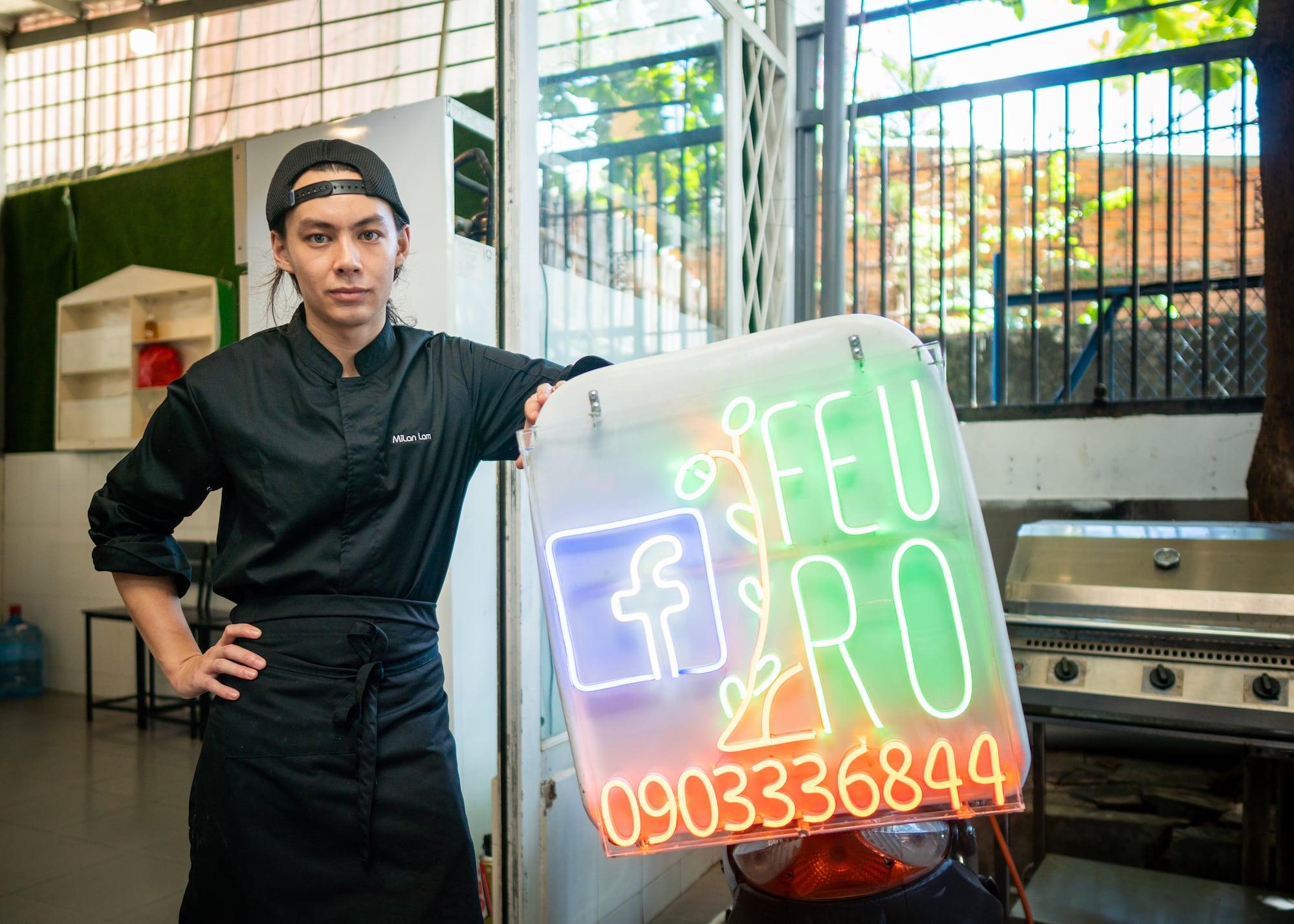 FEURO – European Fine Dining On Two Wheels