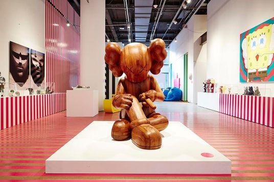 Art toys - Đồ chơi hay nghệ thuật?