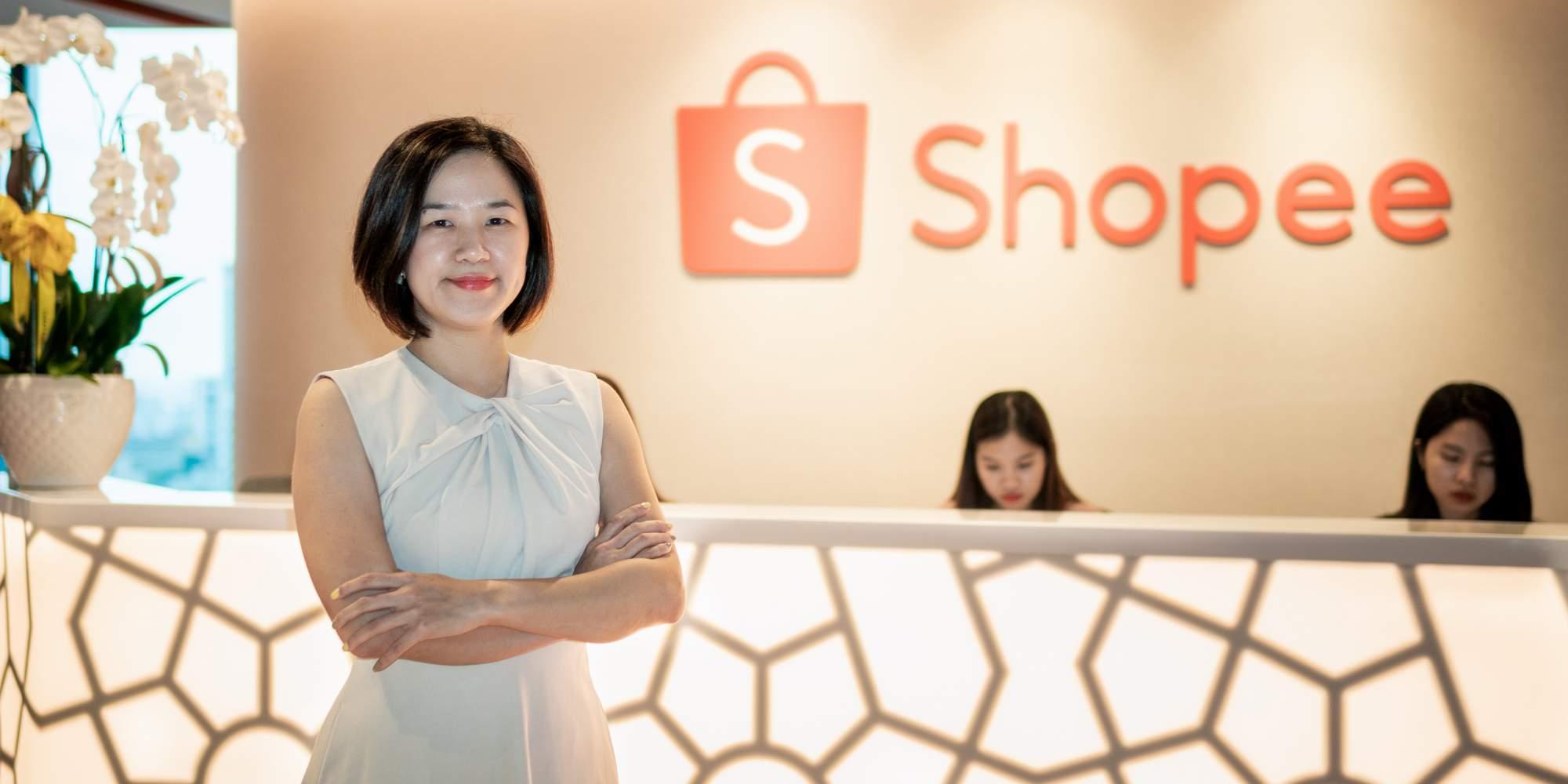 Tracey Trang Đỗ, Giám đốc Nhân sự, Shopee Việt Nam