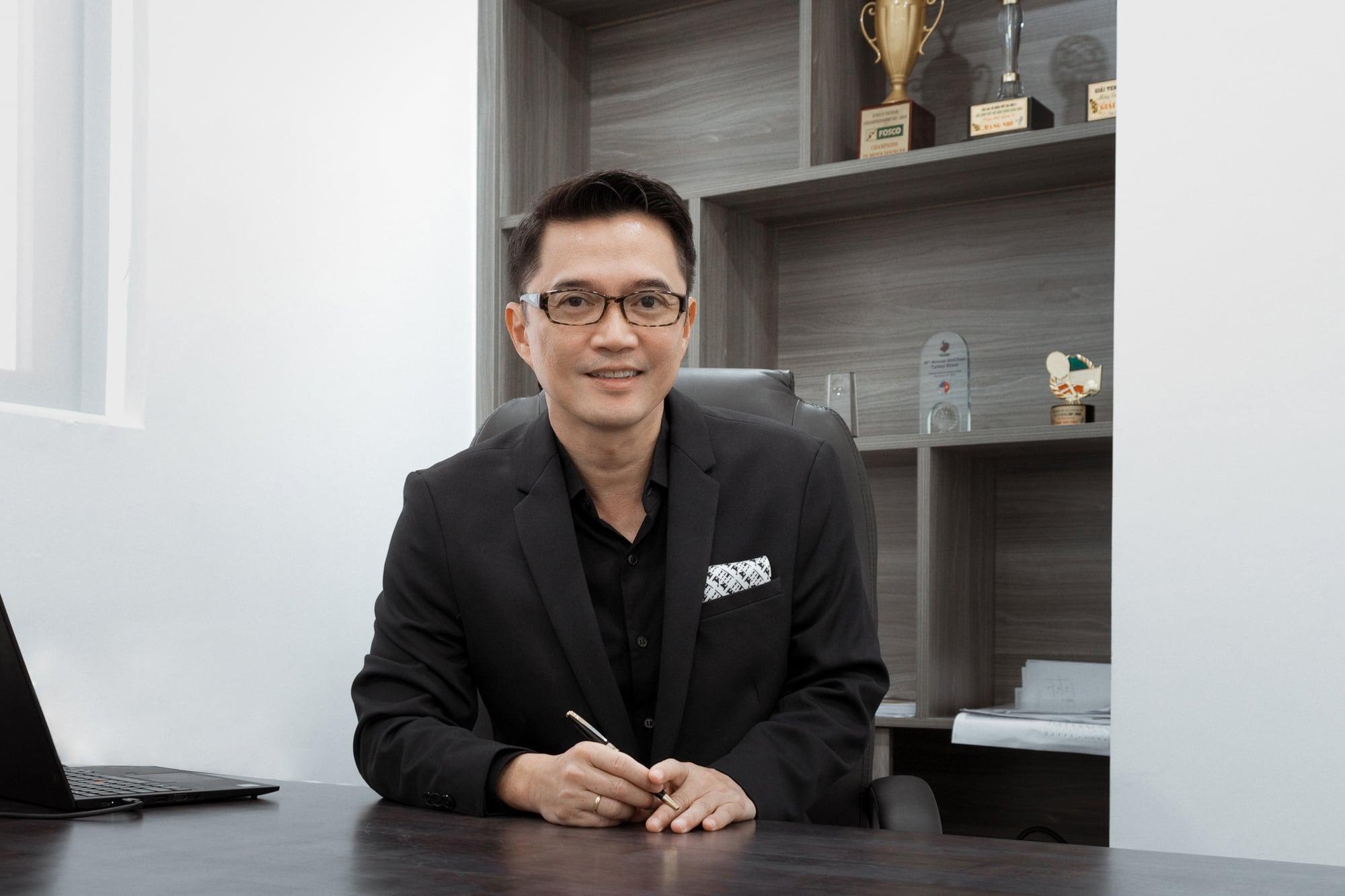 Ông Phi Nguyễn, Tổng Giám đốc của Sơn Kim Retail. | Nguồn: Cơ Nguyễn/Vietcetera.