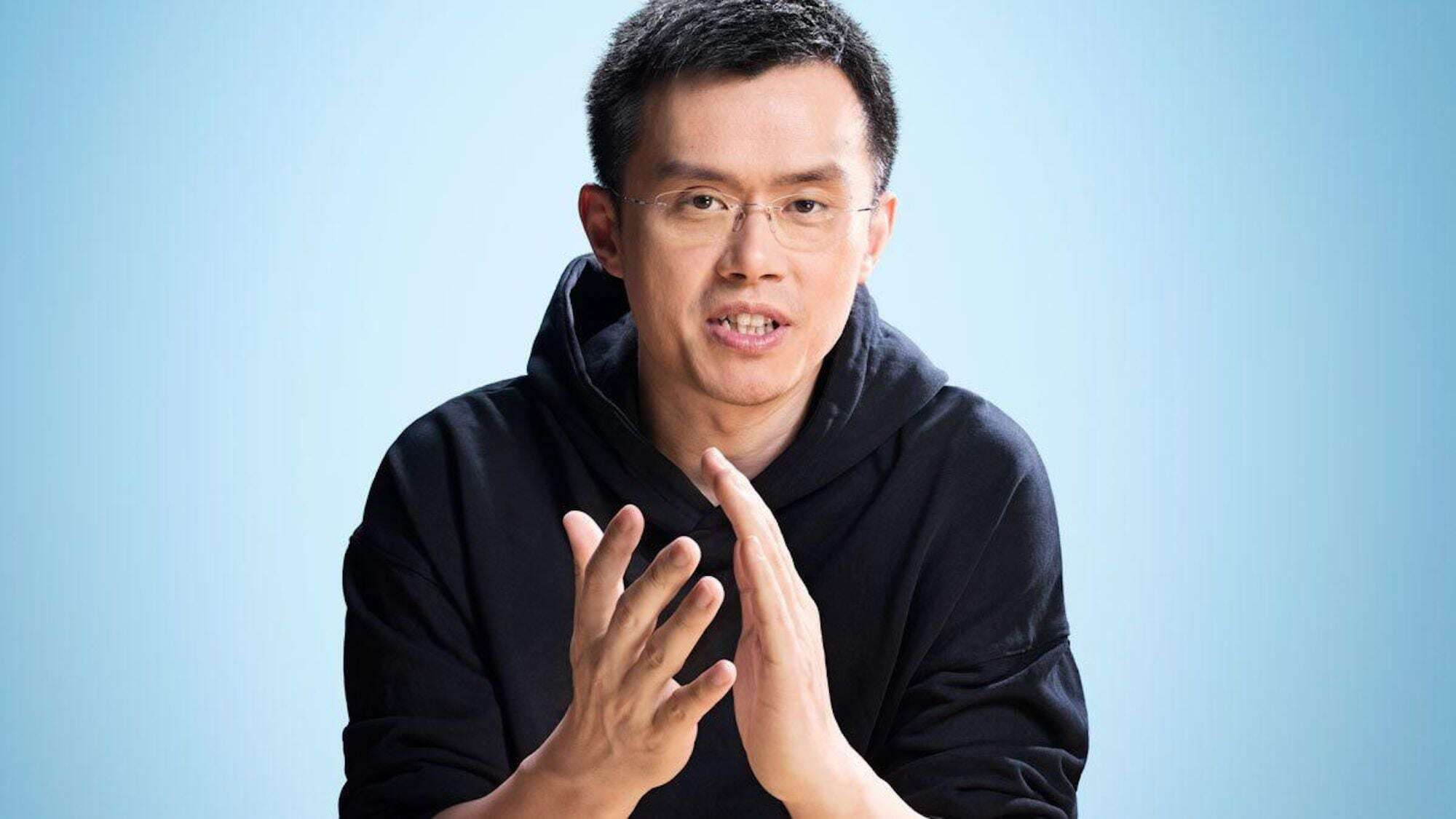 Changpeng Zhao Feature Image