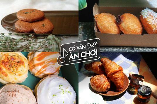 4 Tiệm bánh ngọt giao tại nhà ở Sài Gòn