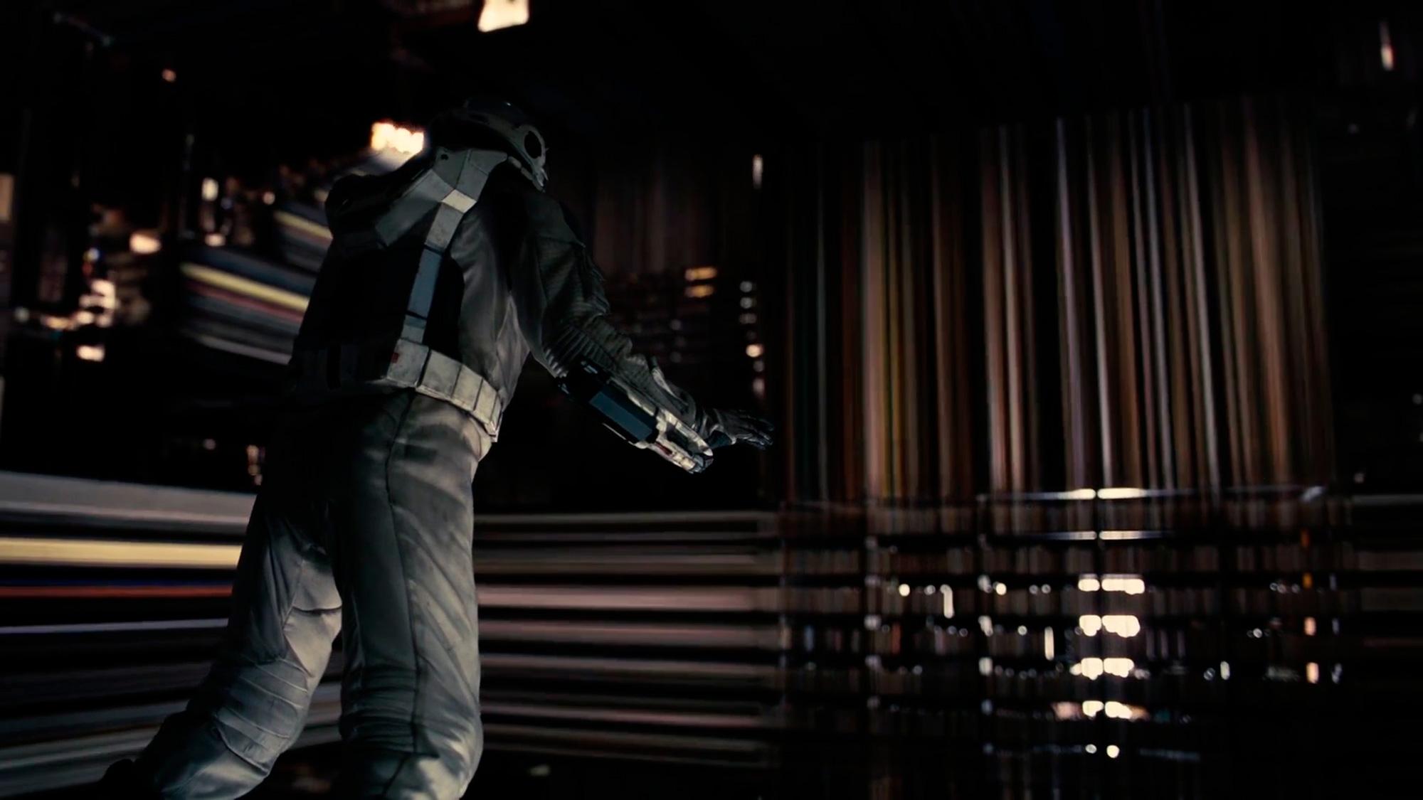 Chiều không gian thứ 5 trong Interstellar. Nguồn: Warner Bros