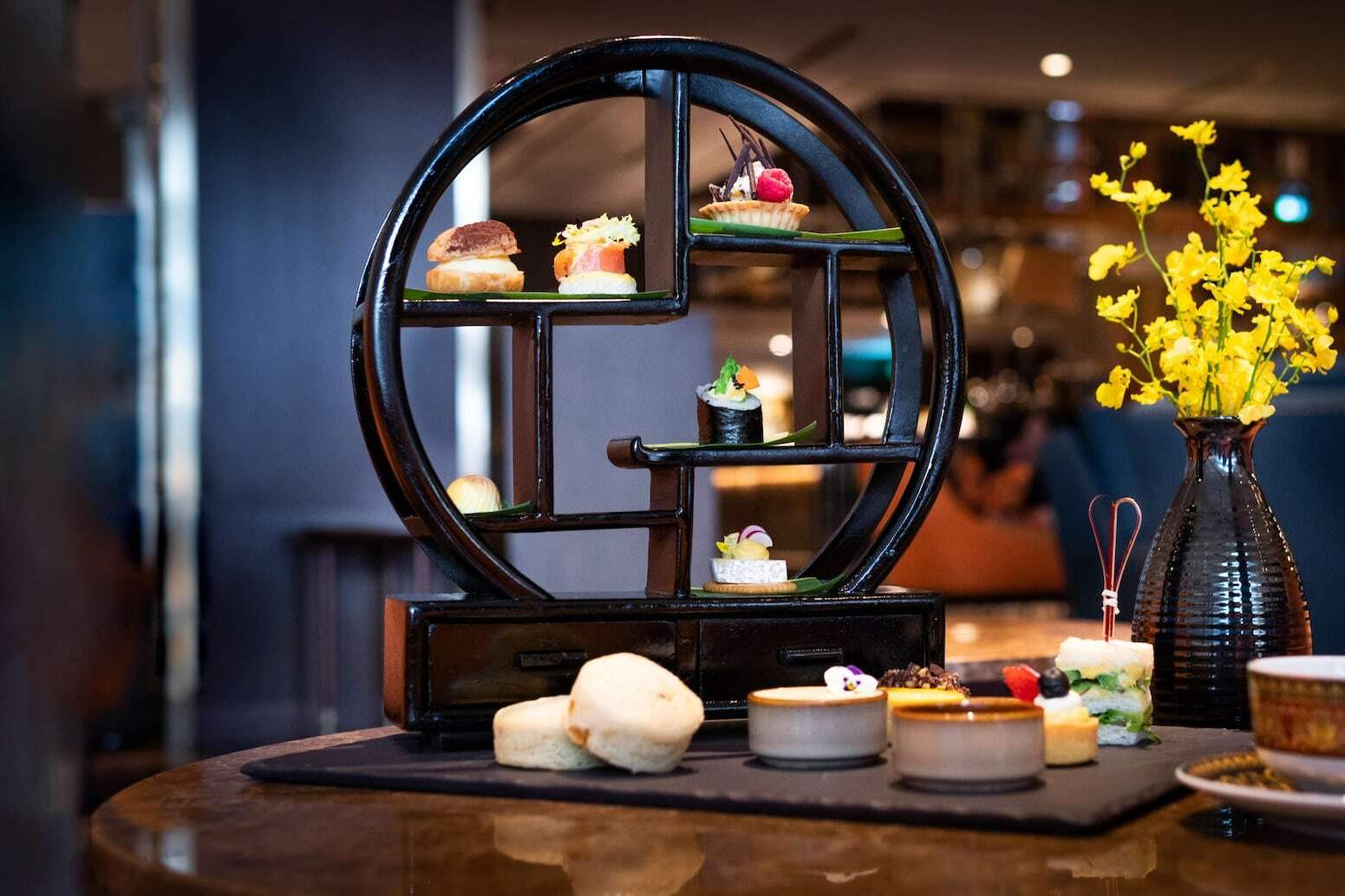 A Symphony Of Flavors — Afternoon Tea Experience At Sheraton Saigon