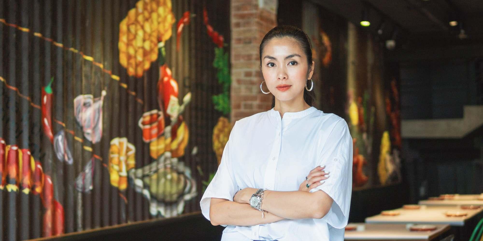 A Working Woman: Tăng Thanh Hà - Chuyện kinh doanh và những bài học