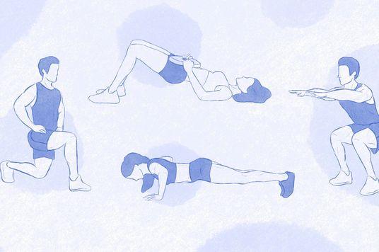 5 Lỗi sai thường gặp khi tập body weight tại nhà