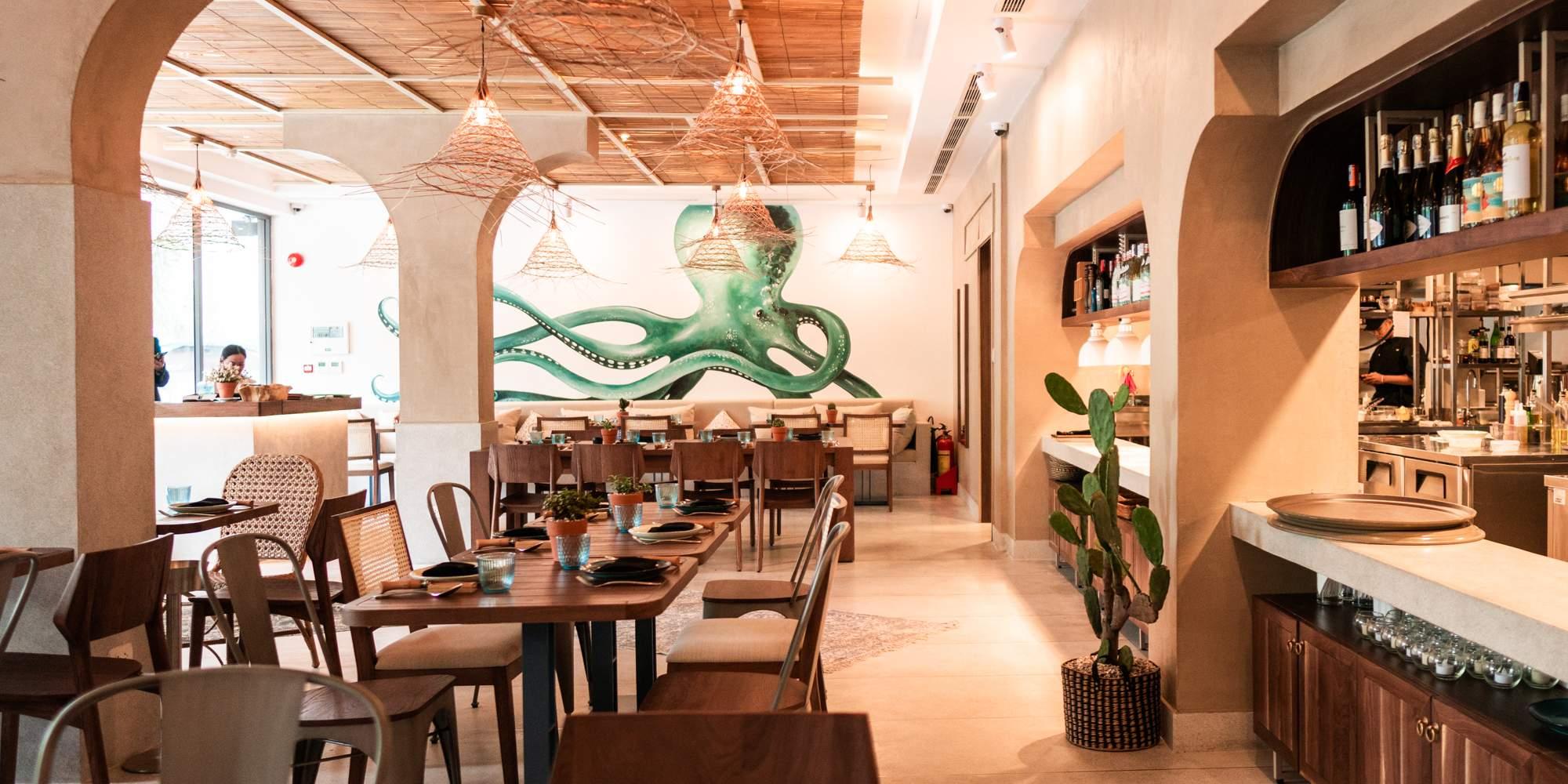 Mama Sens: The Mediterranean Gourmet Restaurant Next Door
