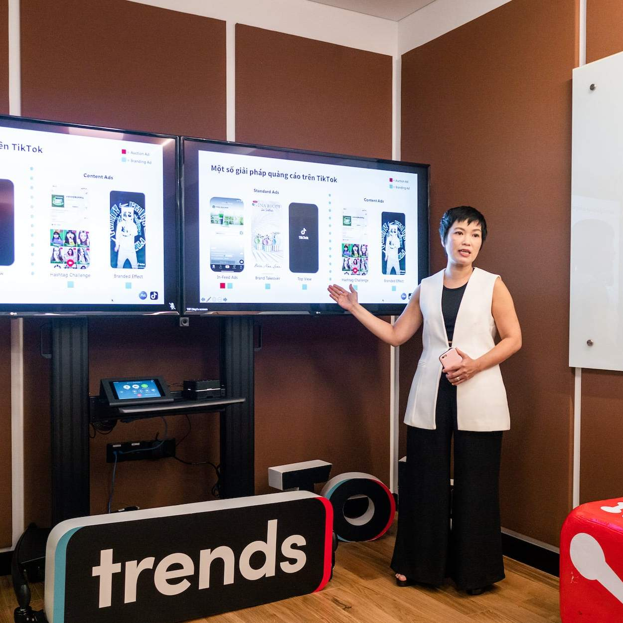 TikTok Vietnam's Lead Of Client Partner On Effective Advertising Solutions And Brand Storytelling