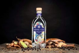 Sông Cái Dry Gin — An Artisanal Brand Infused With Vietnamese Culture
