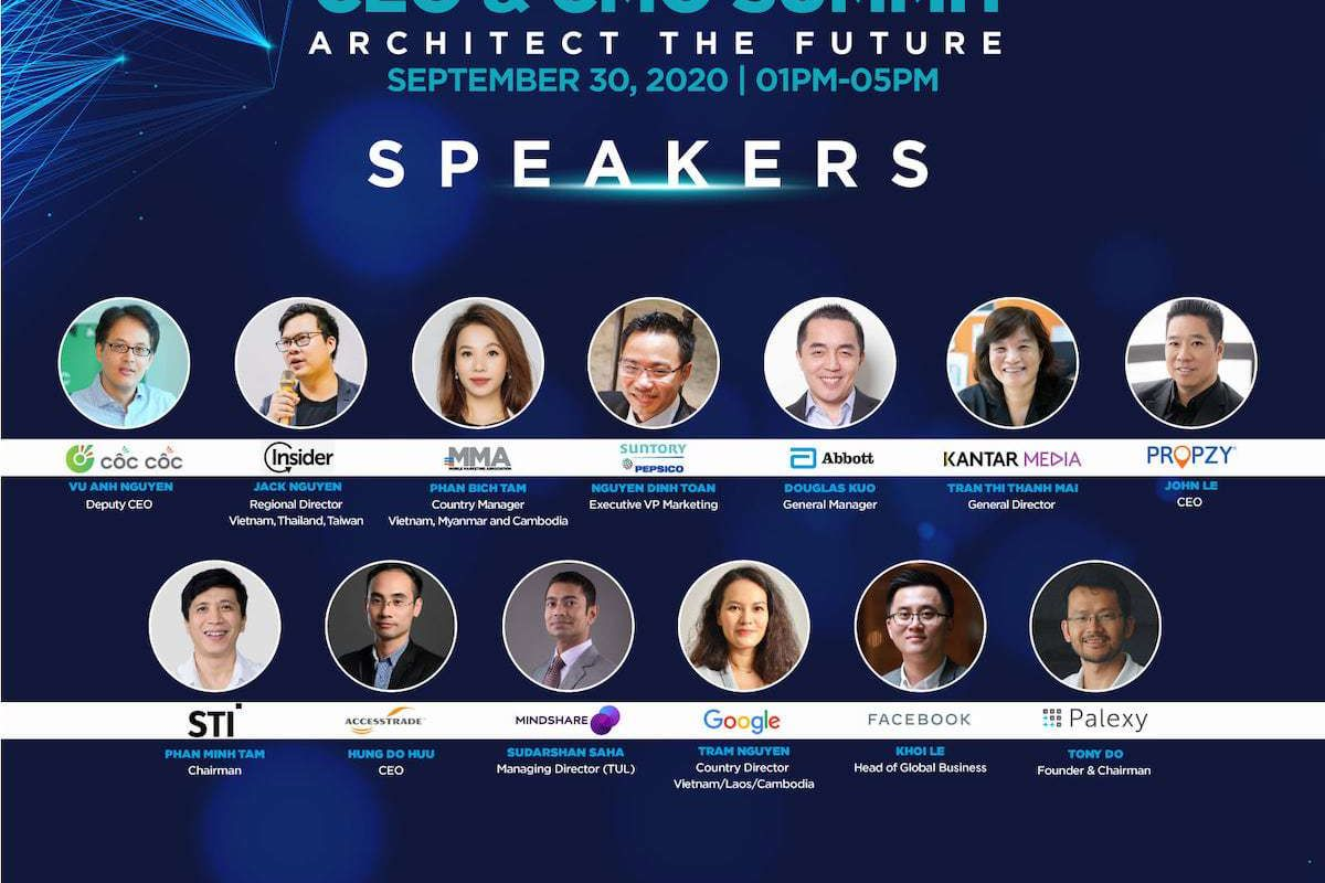 Upcoming CEO-CMO Summit Vietnam Takes On The Future Of Marketing
