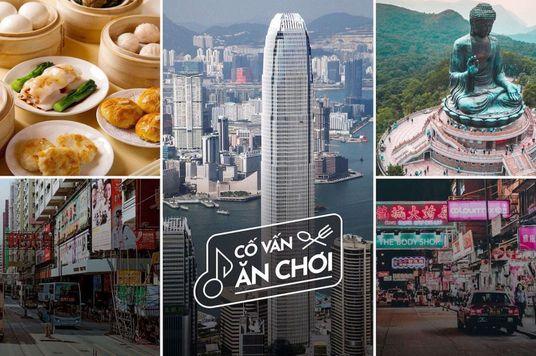 Để dành những địa điểm buộc phải ghé khi du lịch Hồng Kông
