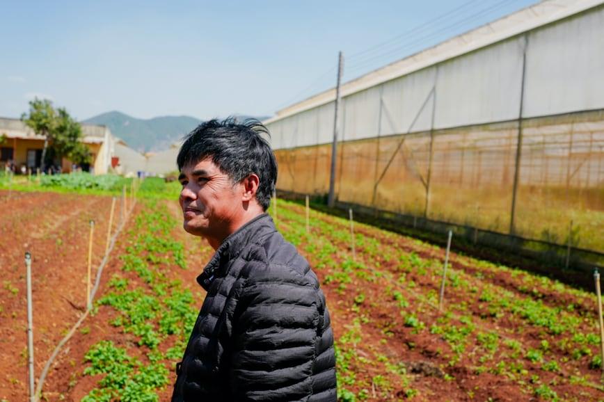 Pizza 4P's Attitude of Authenticity: Thien Sinh Organic Farm