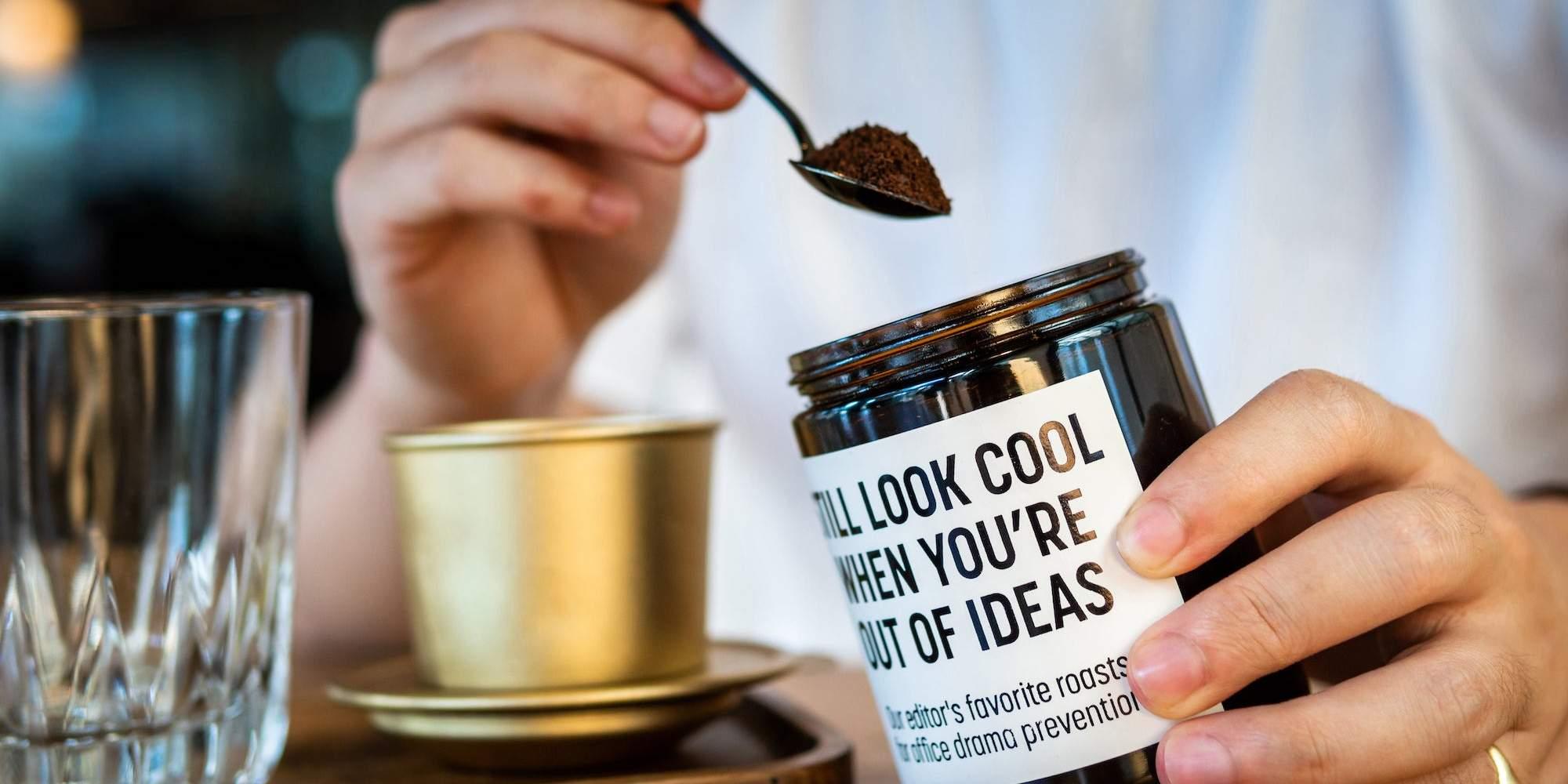 Ra Lò: 4 Công thức tự pha cà phê tại nhà