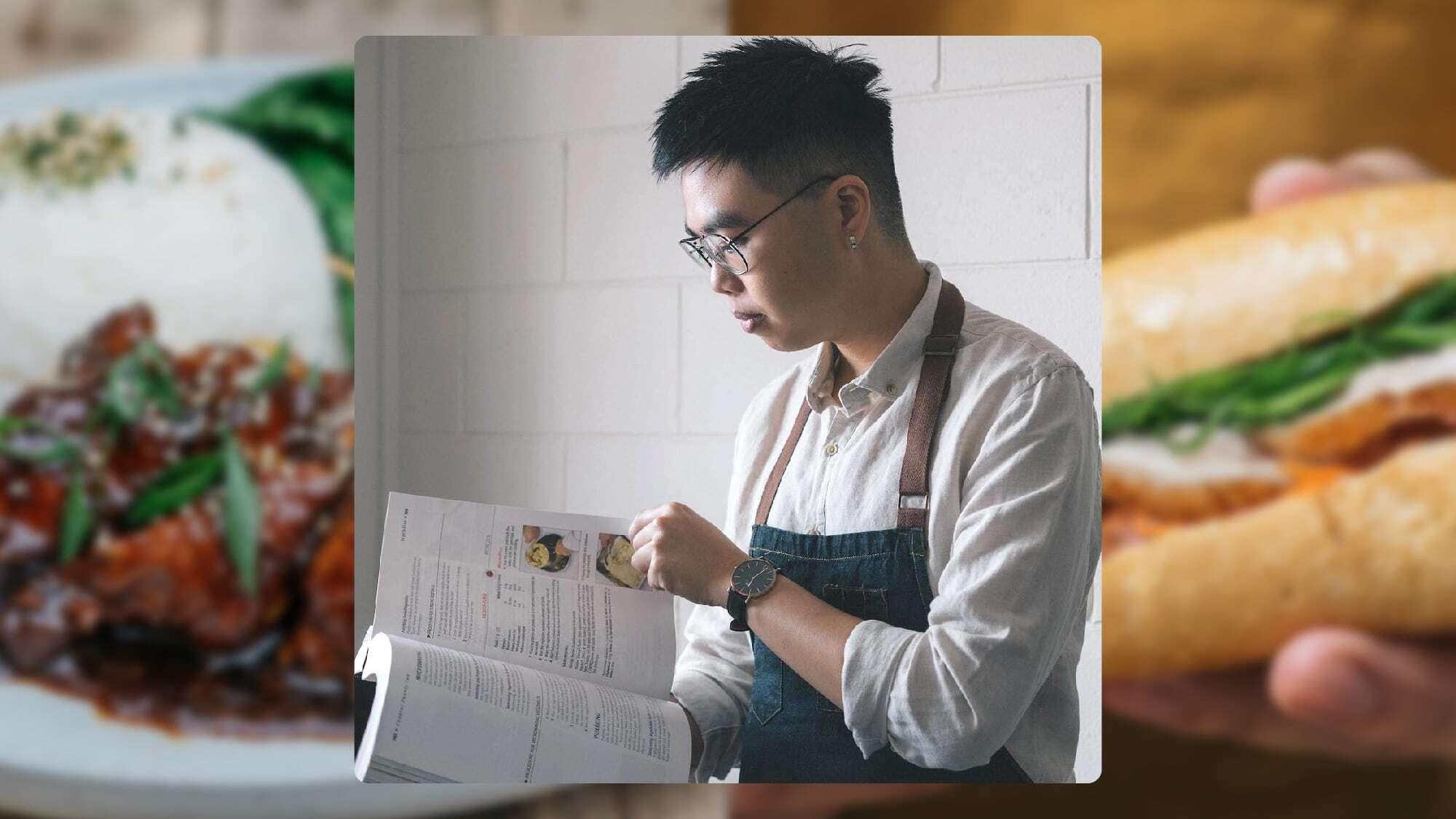 Frank Phạm và 3 năm gửi gắm những bữa ăn đã mắt, ngon miệng qua kênh Culinary Frank