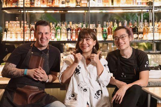 Triple Threat: CTY Kitchen + Bar Makes A Splash In Saigon's Seafood Scene With New Dinner Menu