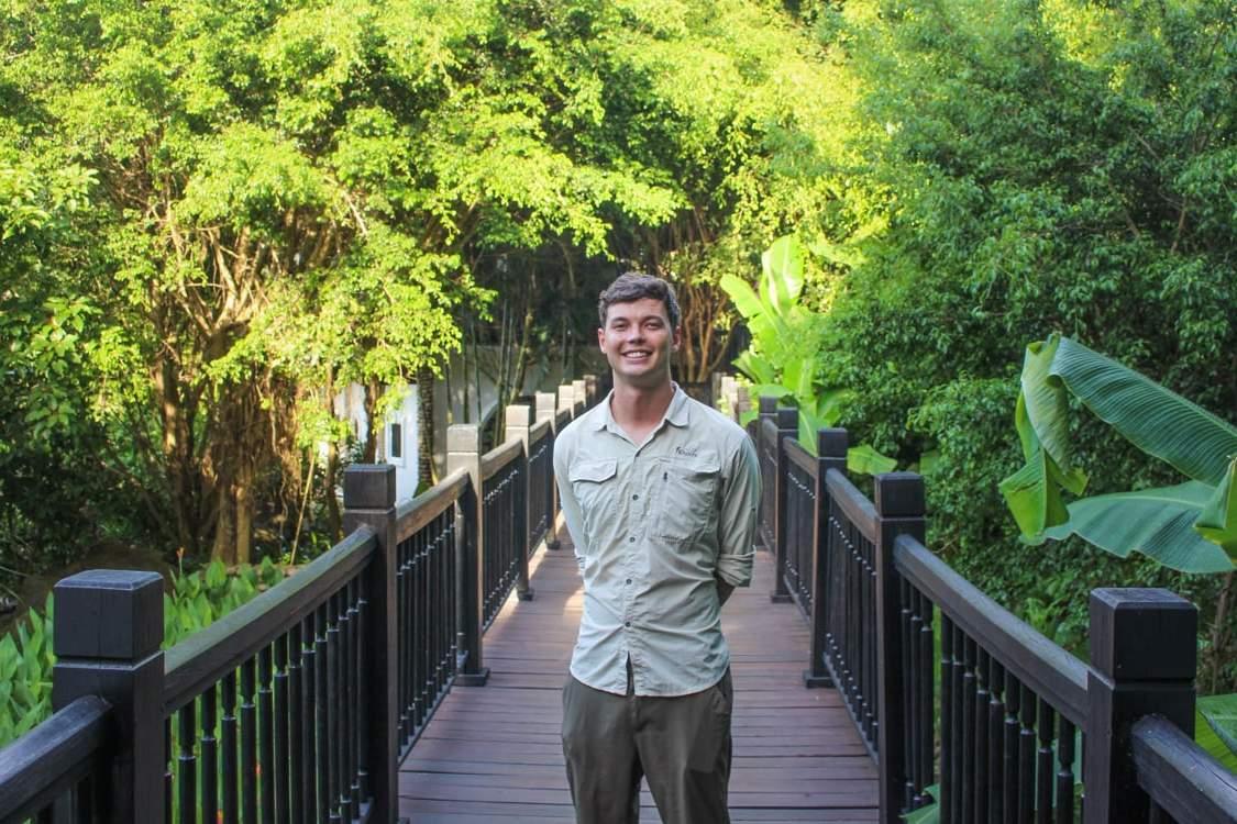 No Monkey Business Here: Meet The Zoologist At InterContinental Danang Sun Peninsula