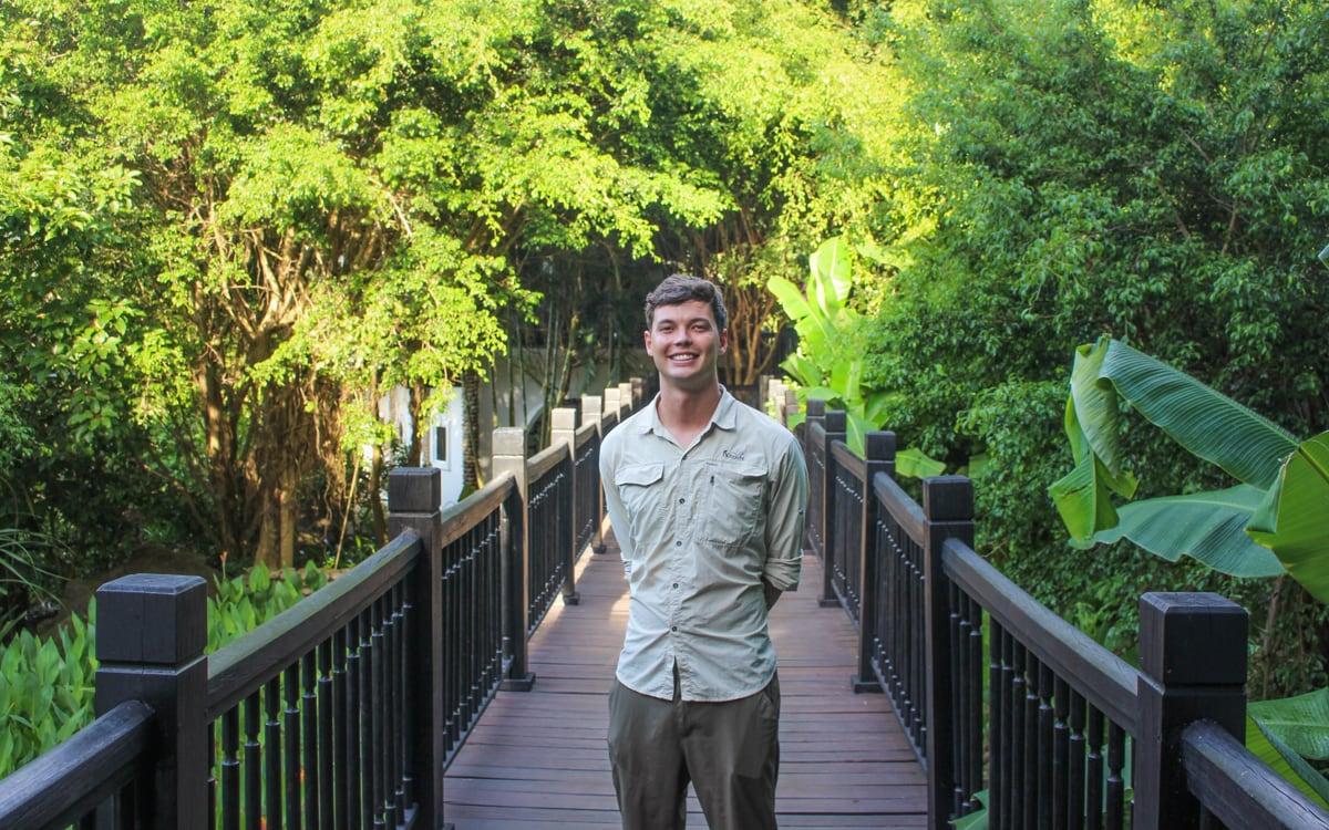 Nơi thiên nhiên và con người dung hoà: Trò chuyện cùng nhà động vật học của InterContinental Danang