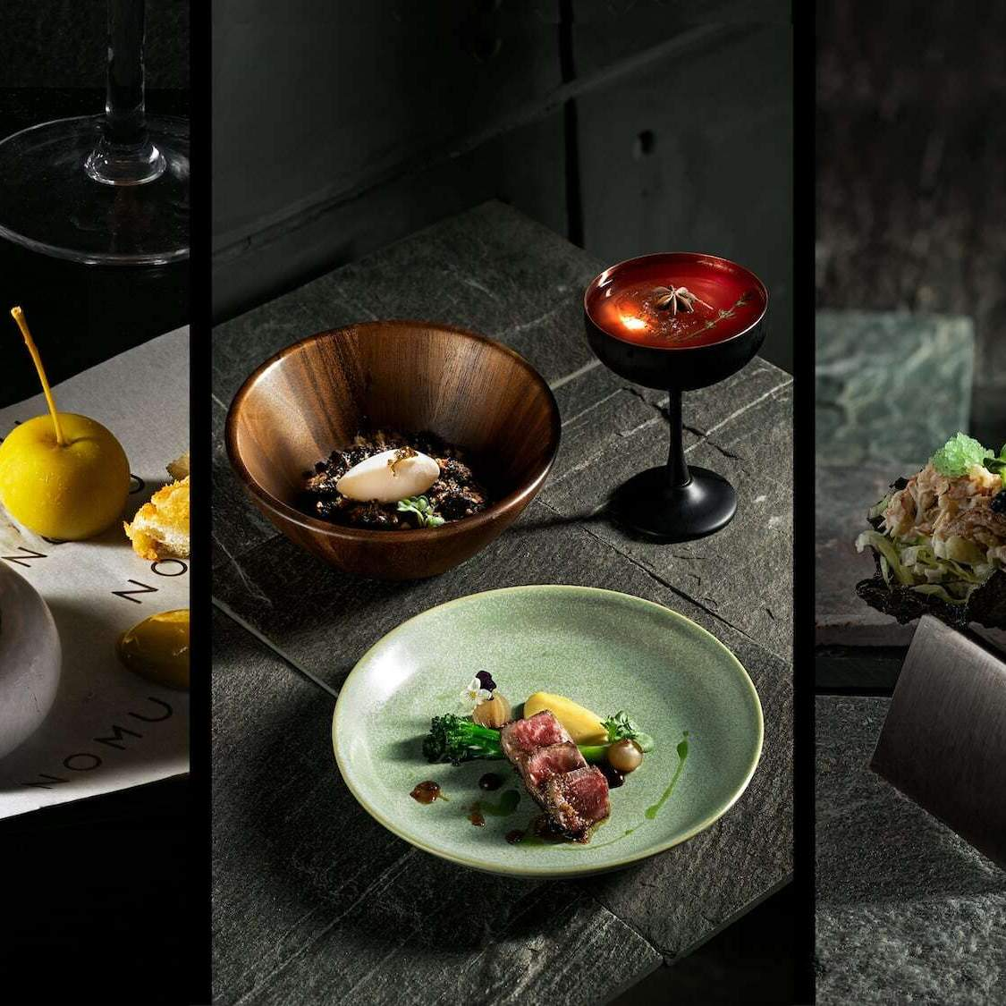 NOMU — A Contemporary Take On Japanese Cuisine In Saigon