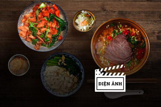 Những thước phim về ẩm thực Châu Á giúp bữa ăn ngon hơn!