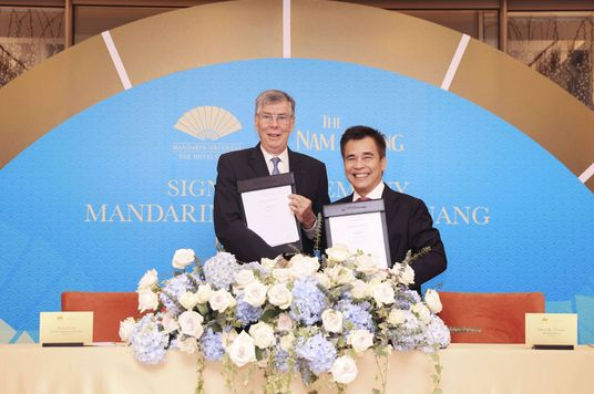 Mandarin Oriental Announces Luxury Resort and Residences Project In Da Nang