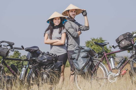 Nón Lá Project: French-Vietnamese Couple's Love For Adventure Helped Kids In Need