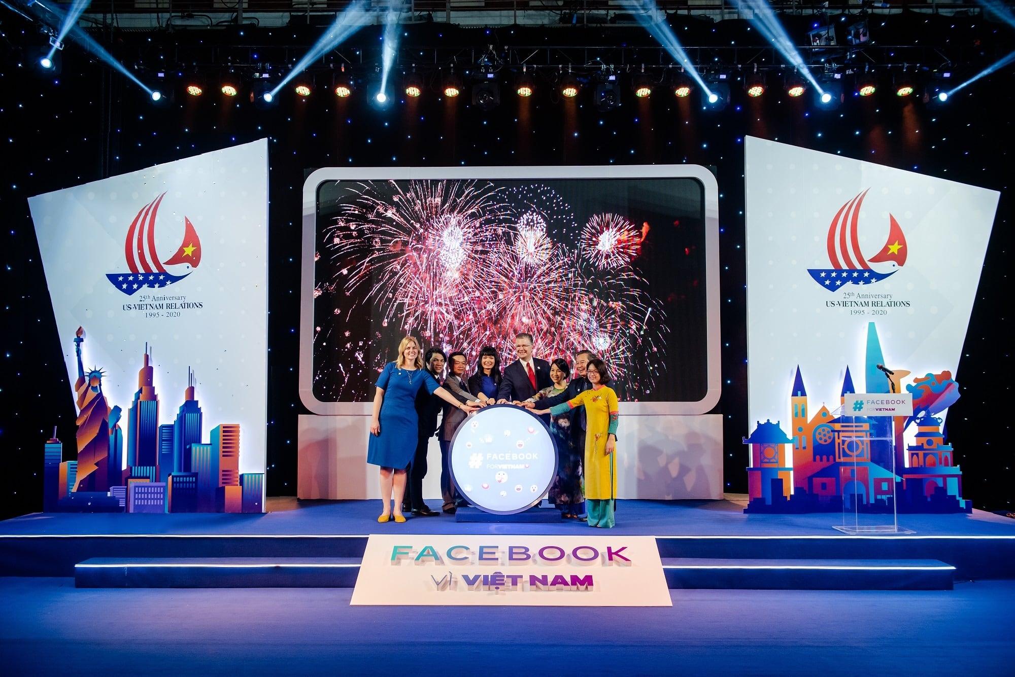 "Facebook ra mắt chiến dịch ""Facebook vì Việt Nam"""