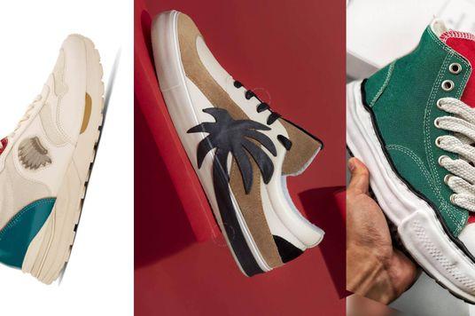"""7 Đôi giày sneaker nam độc đáo cần """"rót vốn"""" ngay"""