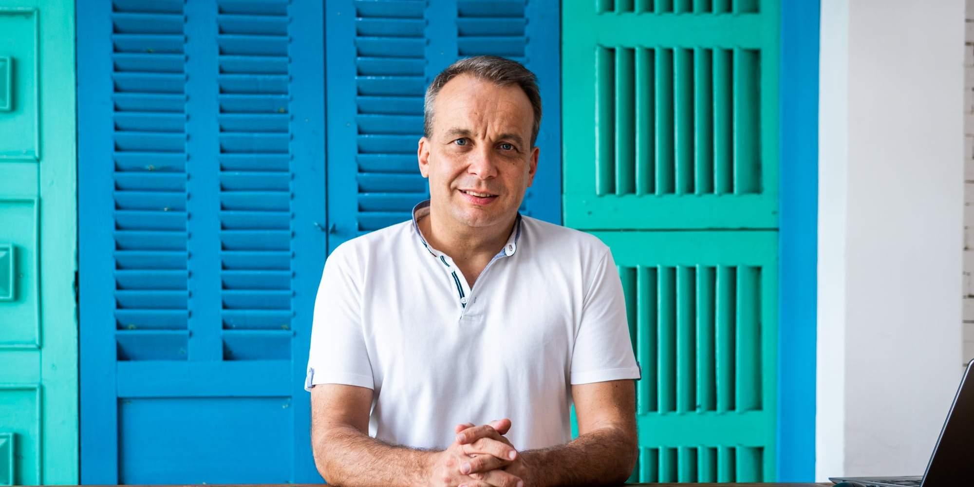 How I Manage: Richard Burrage — Managing Partner of Cimigo