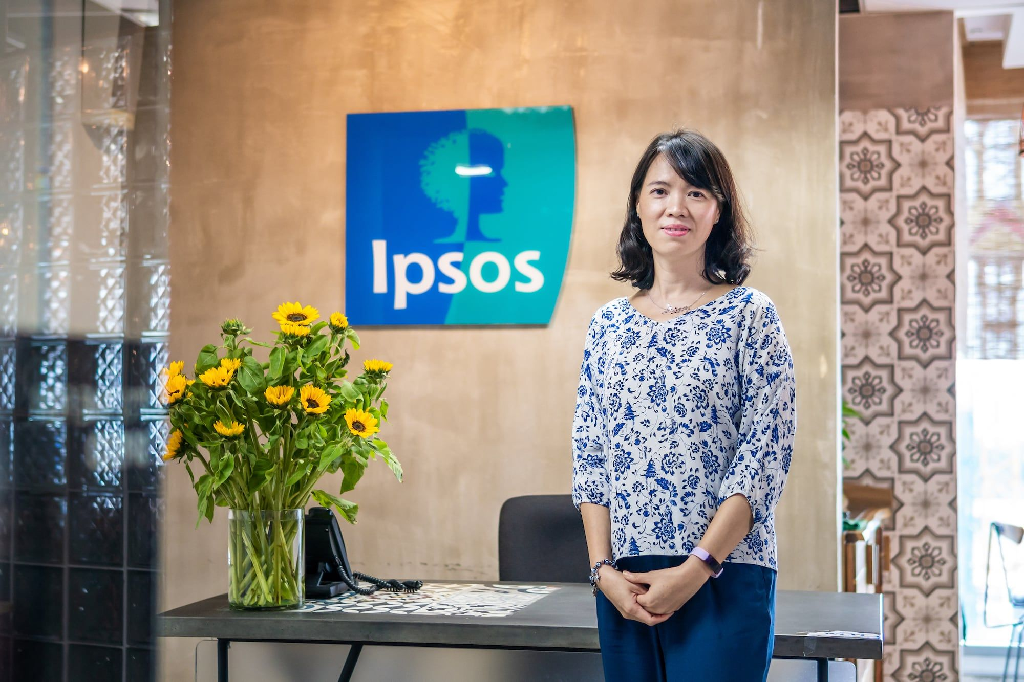 Home Of Digital Researches — Ngan Ly, Country Manager of Ipsos, Vietnam On Embracing Change