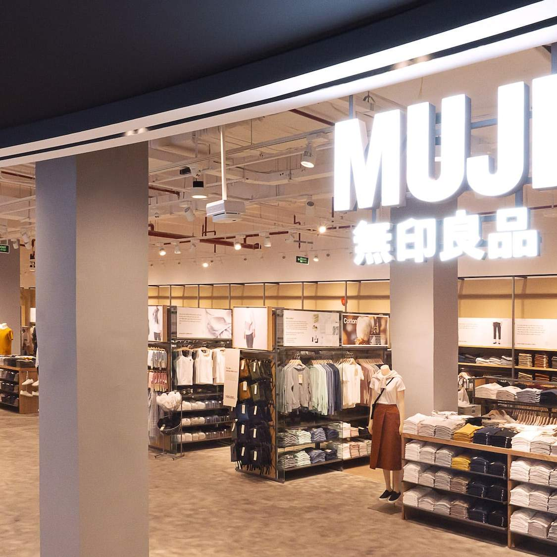 MUJI Will Be Launching Its Pop Up Store In Ho Chi Minh City In July 2020