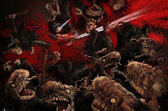 Berserk: Dark Fantasy nói gì về bi kịch tâm lý của thời đại chúng ta?