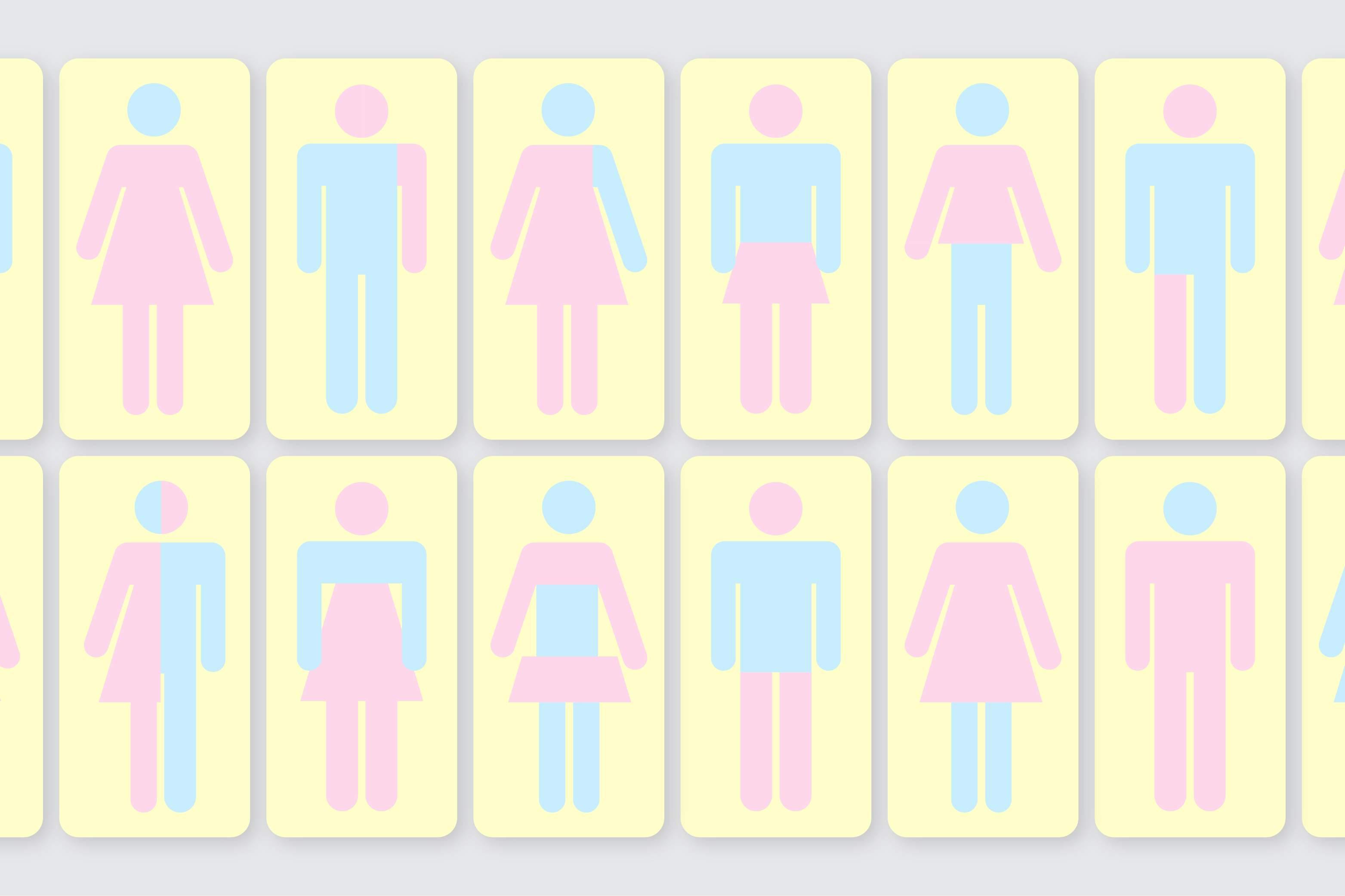 20 định nghĩa thường gặp nhất về giới tính và xu hướng tính dục