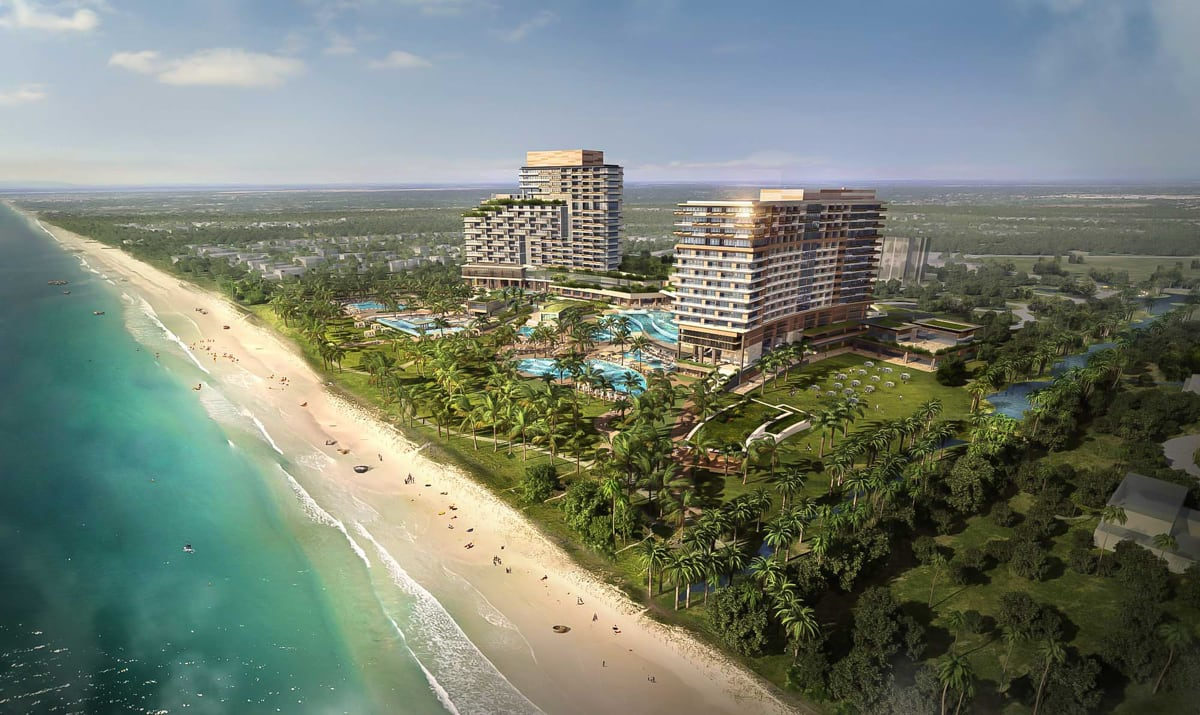 Access All Areas: Hoiana's New Integrated Resort Is A World Unto Itself