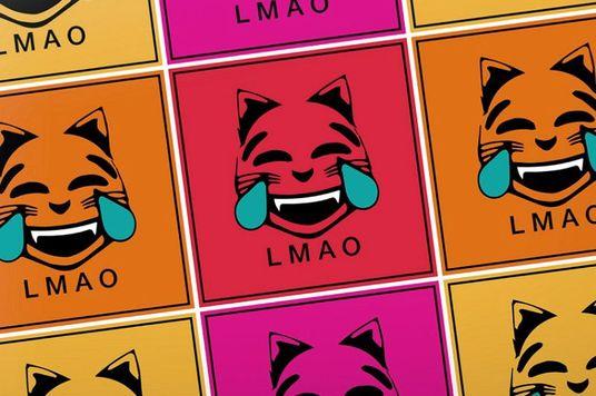 """Giải Nghĩa: Lmao là gì mà """"cười không nhặt được mồm""""?"""