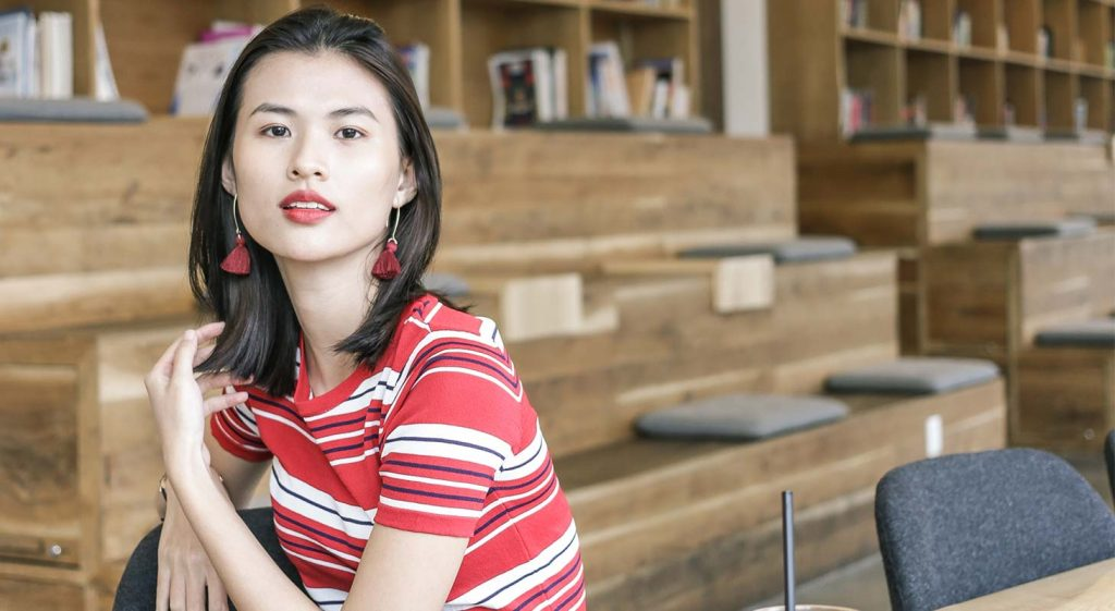 Cao Thien Trang - Vietnam's Next Top Model