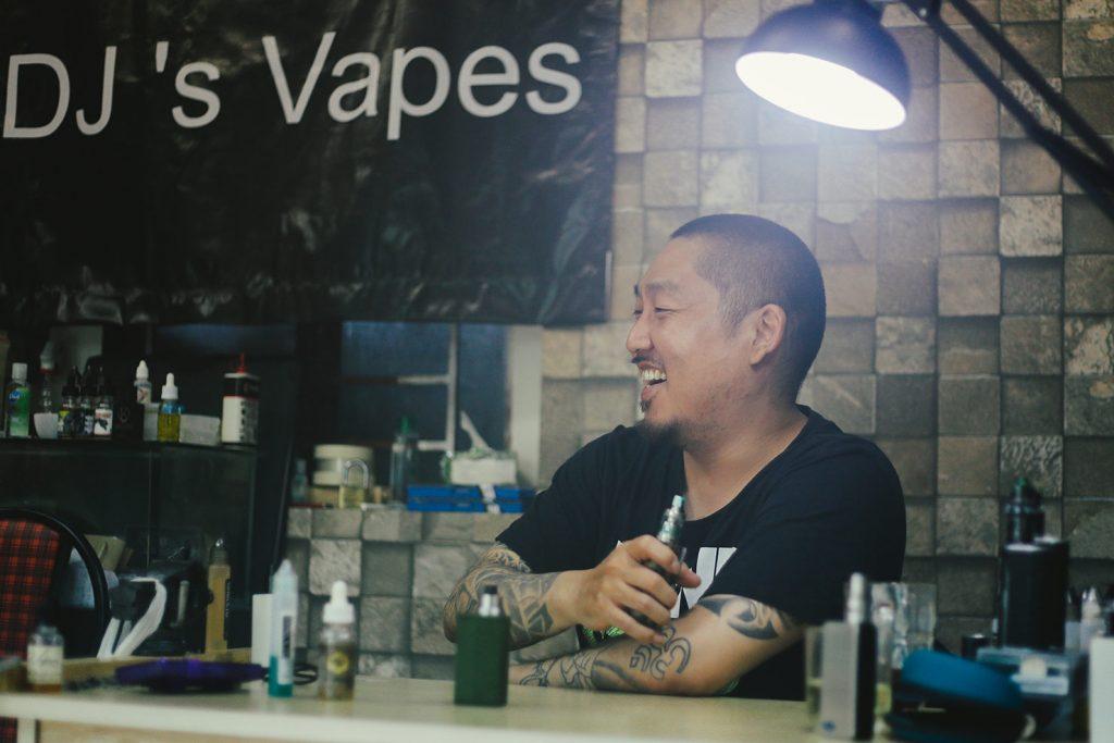 DJ's Vapes Vietnam - Vape Shop