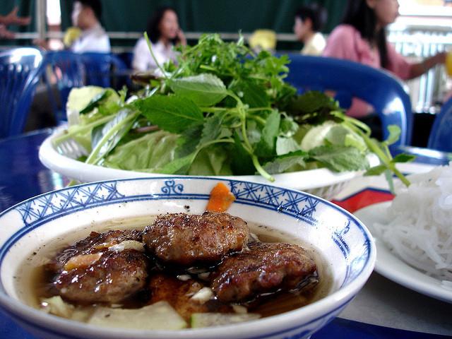 BunCha Phùng Hưng street in Hà Nội