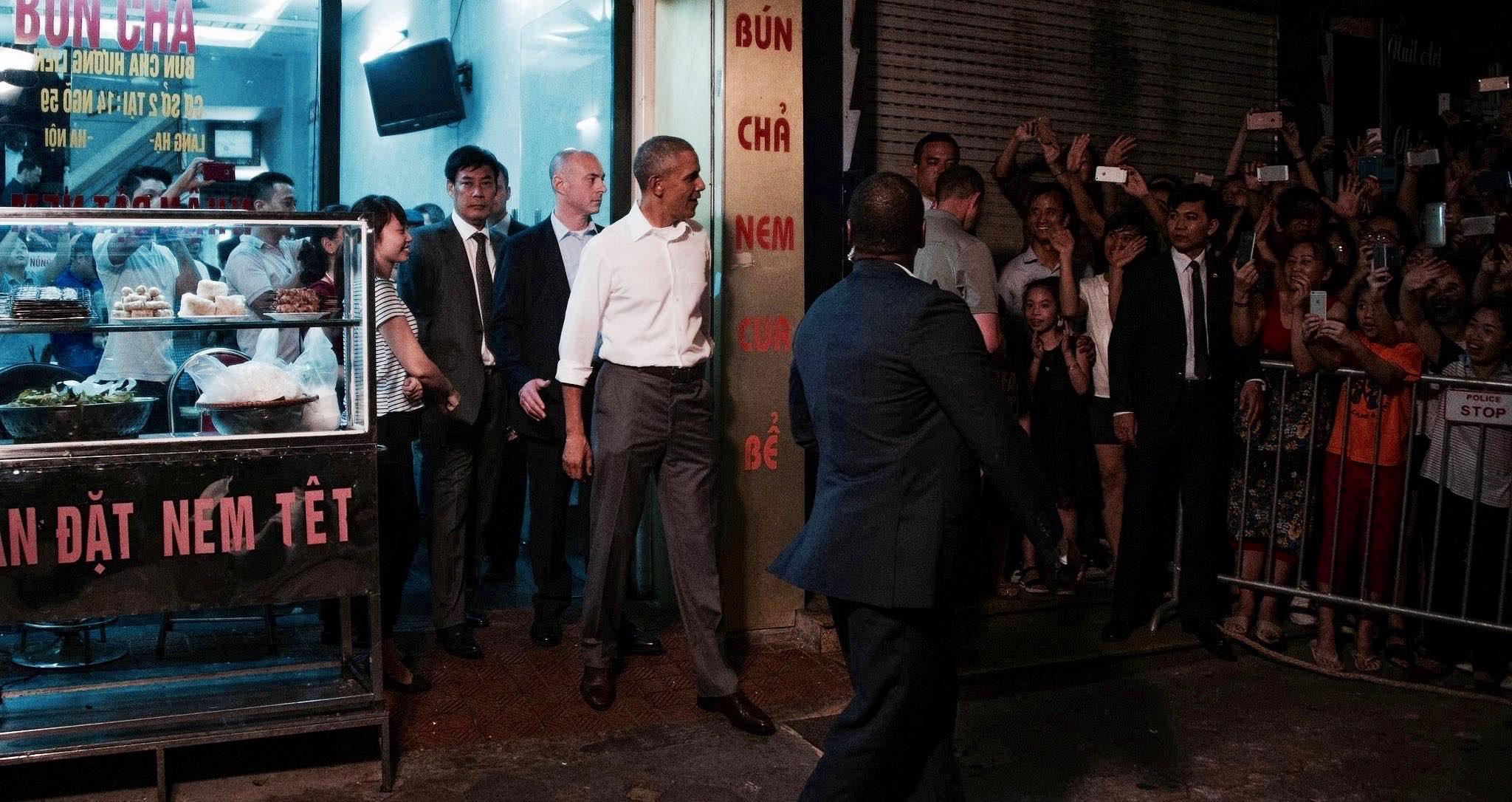 The Story Behind Obama's Bun Cha